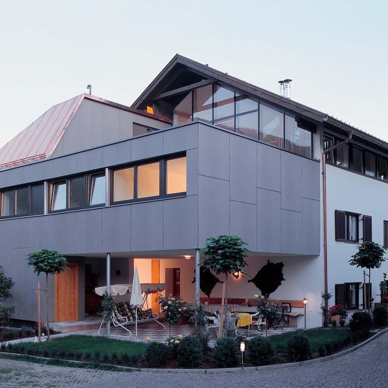 Haus Aufstocken: Htt15 Holzbau Team Tirol